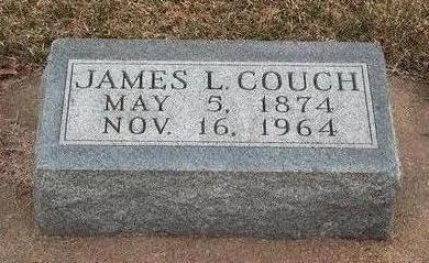 COUCH, JAMES LAWRENCE - Madison County, Iowa | JAMES LAWRENCE COUCH