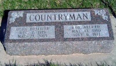 COUNTRYMAN, ROY ALFRED - Madison County, Iowa | ROY ALFRED COUNTRYMAN
