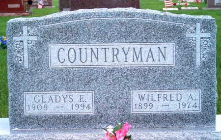 COUNTRYMAN, GLADYS EMMA - Madison County, Iowa | GLADYS EMMA COUNTRYMAN