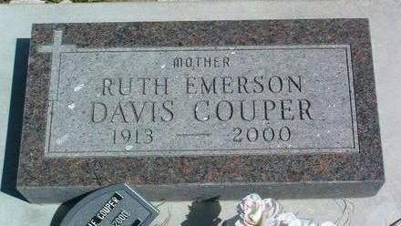 EMERSON DAVIS, RUTH - Madison County, Iowa | RUTH EMERSON DAVIS