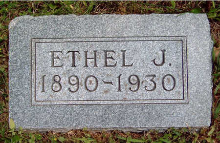 COX, ETHEL JANE - Madison County, Iowa | ETHEL JANE COX