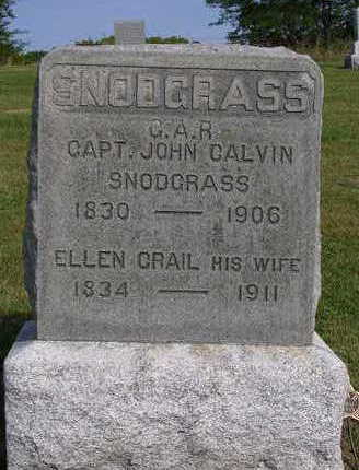 CRAIL SNODGRASS, ELLEN - Madison County, Iowa | ELLEN CRAIL SNODGRASS