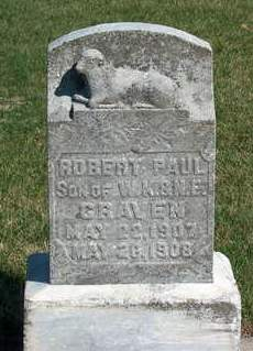 CRAVEN, ROBERT PAUL - Madison County, Iowa | ROBERT PAUL CRAVEN