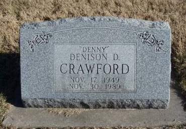 CRAWFORD, DENISON D. - Madison County, Iowa | DENISON D. CRAWFORD