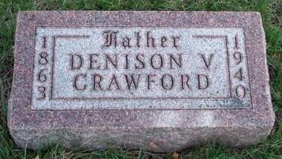 CRAWFORD, DENISON VANLANDINGHAM - Madison County, Iowa | DENISON VANLANDINGHAM CRAWFORD