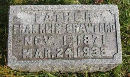 CRAWFORD, FRANKLIN - Madison County, Iowa | FRANKLIN CRAWFORD