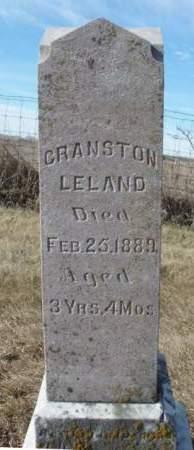 CRAWFORD, CRANSTON LELAND - Madison County, Iowa | CRANSTON LELAND CRAWFORD