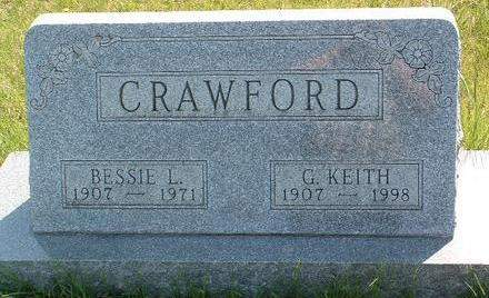 CRAWFORD, BESSIE LUELLA - Madison County, Iowa | BESSIE LUELLA CRAWFORD