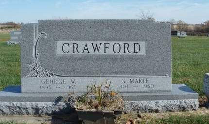 CRAWFORD, GERTRUDE MARIE - Madison County, Iowa | GERTRUDE MARIE CRAWFORD