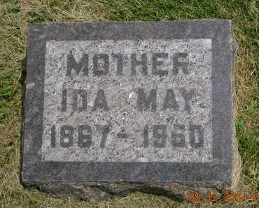 DAVIS CRAWFORD, IDA MAY - Madison County, Iowa | IDA MAY DAVIS CRAWFORD