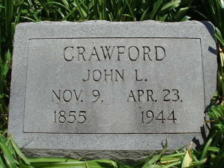 CRAWFORD, JOHN LEWIS - Madison County, Iowa | JOHN LEWIS CRAWFORD