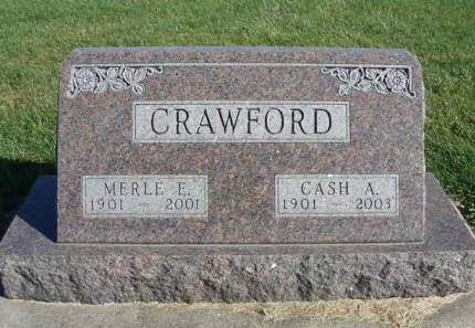 CRAWFORD, CASSIUS A. (CASH) - Madison County, Iowa | CASSIUS A. (CASH) CRAWFORD