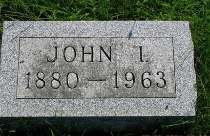 CROSSLEY, JOHN I. - Madison County, Iowa | JOHN I. CROSSLEY