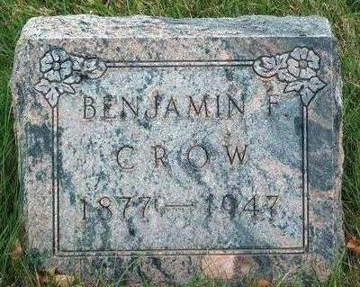 CROW, BENJAMIN FRANKLIN - Madison County, Iowa | BENJAMIN FRANKLIN CROW