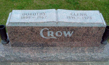 CROW, DOROTHY VIOLET - Madison County, Iowa | DOROTHY VIOLET CROW