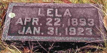 CUMMINS, LELA A. - Madison County, Iowa | LELA A. CUMMINS