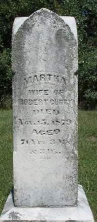 CURRY, MARTHA - Madison County, Iowa | MARTHA CURRY