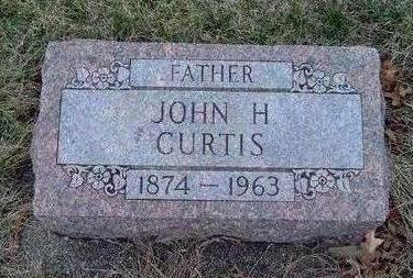 CURTIS, JOHN H. - Madison County, Iowa | JOHN H. CURTIS
