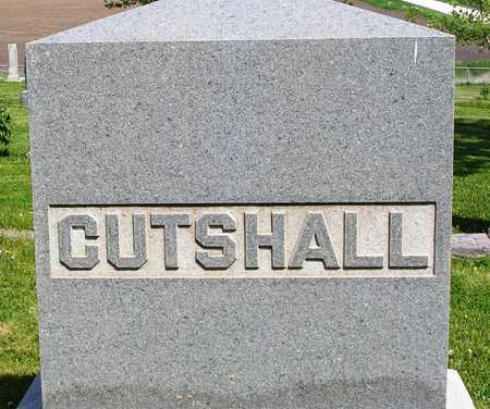 CUTSHALL, FAMILY HEADSTONE - Madison County, Iowa | FAMILY HEADSTONE CUTSHALL