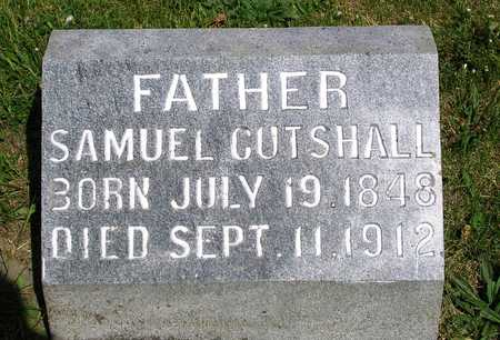 CUTSHALL, SAMUEL - Madison County, Iowa | SAMUEL CUTSHALL