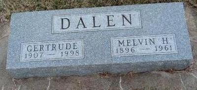DALEN, GERTRUDE H. - Madison County, Iowa | GERTRUDE H. DALEN