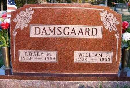 DAMSGAARD, WILLIAM C. (BILL) - Madison County, Iowa | WILLIAM C. (BILL) DAMSGAARD