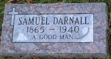 DARNALL, SAMUEL - Madison County, Iowa | SAMUEL DARNALL
