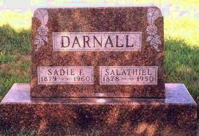 CRIDLING DARNALL, SADIE FRANCES - Madison County, Iowa | SADIE FRANCES CRIDLING DARNALL