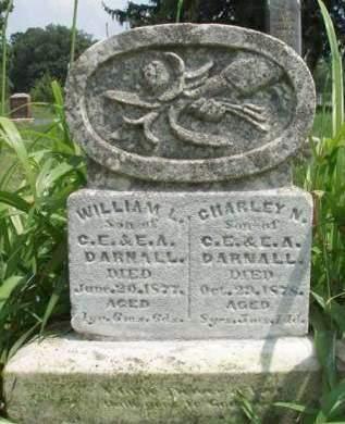DARNALL, CHARLEY N. - Madison County, Iowa | CHARLEY N. DARNALL
