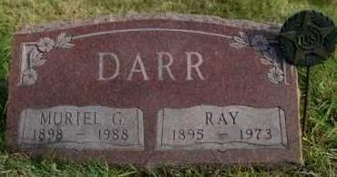 DARR, RAY EARL - Madison County, Iowa | RAY EARL DARR