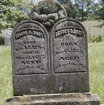 DART, BETSY D. - Madison County, Iowa | BETSY D. DART
