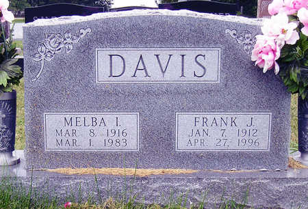 DAVIS, FRANK J. - Madison County, Iowa | FRANK J. DAVIS