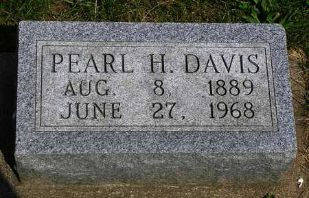 DAVIS, PEARL H. - Madison County, Iowa | PEARL H. DAVIS