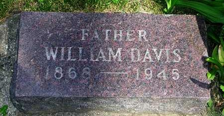 DAVIS, WILLIAM - Madison County, Iowa | WILLIAM DAVIS