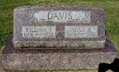 DAVIS, WILLIAM THOMAS - Madison County, Iowa | WILLIAM THOMAS DAVIS