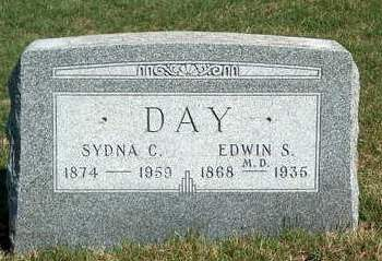 COMPTON DAY, SYDNA HELEN - Madison County, Iowa | SYDNA HELEN COMPTON DAY