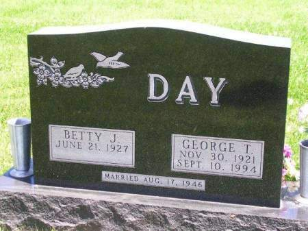 DAY, GEORGE T. - Madison County, Iowa | GEORGE T. DAY