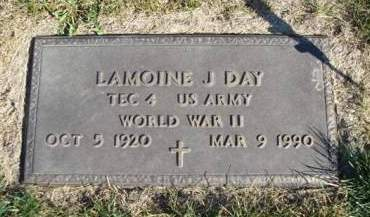 DAY, LAMOINE JOHN - Madison County, Iowa | LAMOINE JOHN DAY