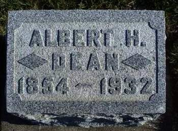 DEAN, ALBERT H. - Madison County, Iowa | ALBERT H. DEAN