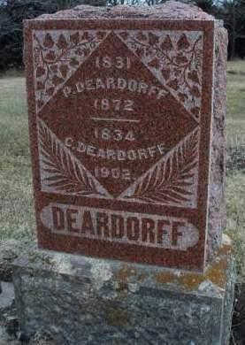DEARDORFF, PLEASANT - Madison County, Iowa | PLEASANT DEARDORFF