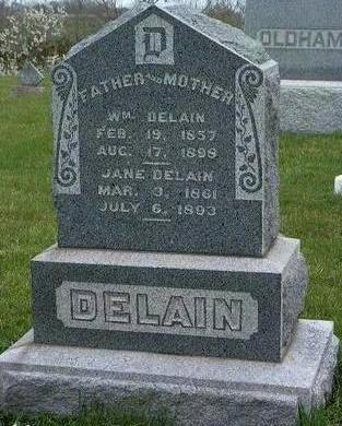 DELAIN, JANE - Madison County, Iowa | JANE DELAIN