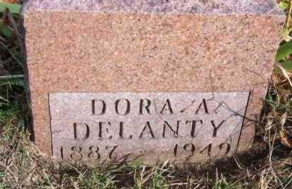 DELANTY, DORA A. - Madison County, Iowa | DORA A. DELANTY