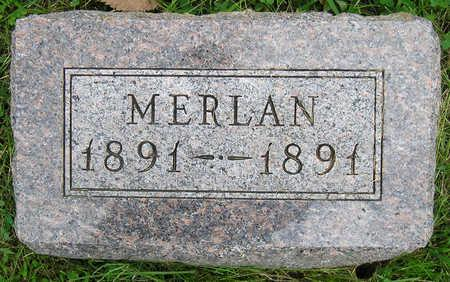 DELAPLAIN, MERLAN - Madison County, Iowa | MERLAN DELAPLAIN