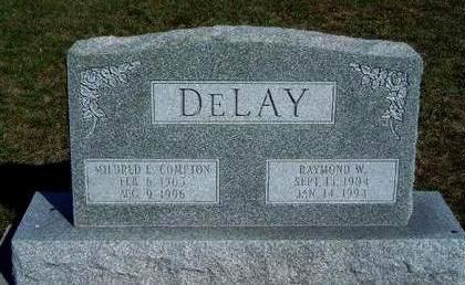 DELAY, RAYMOND WASHINGTON - Madison County, Iowa | RAYMOND WASHINGTON DELAY