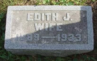 DELONG, EDITH JUNE - Madison County, Iowa | EDITH JUNE DELONG