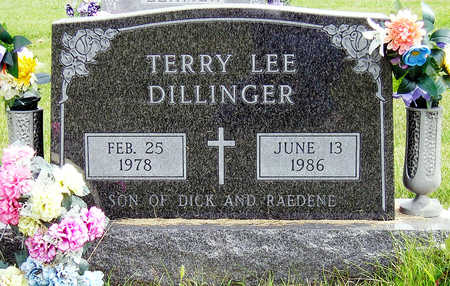 DILLINGER, TERRY LEE - Madison County, Iowa | TERRY LEE DILLINGER