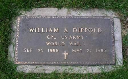 DIPPOLD, WILLIAM ALBERT - Madison County, Iowa | WILLIAM ALBERT DIPPOLD