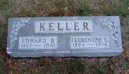 DODS KELLER, CLEMENTINE E. - Madison County, Iowa   CLEMENTINE E. DODS KELLER