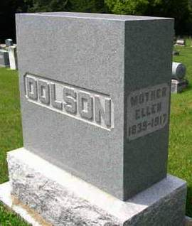 DOLSON, ELLEN M. - Madison County, Iowa | ELLEN M. DOLSON