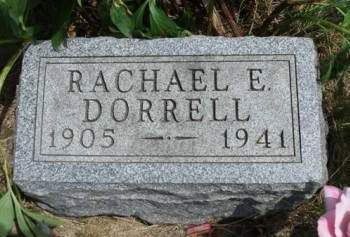 HARTFIELD DORRELL, RACHAEL ELIZABETH - Madison County, Iowa | RACHAEL ELIZABETH HARTFIELD DORRELL
